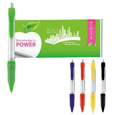 Universal Source™ Grip Banner Pen
