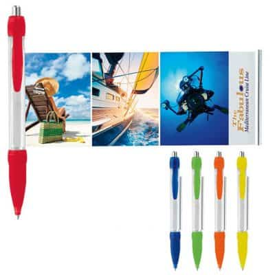 Universal Source™ Translucent Colored Banner Pen