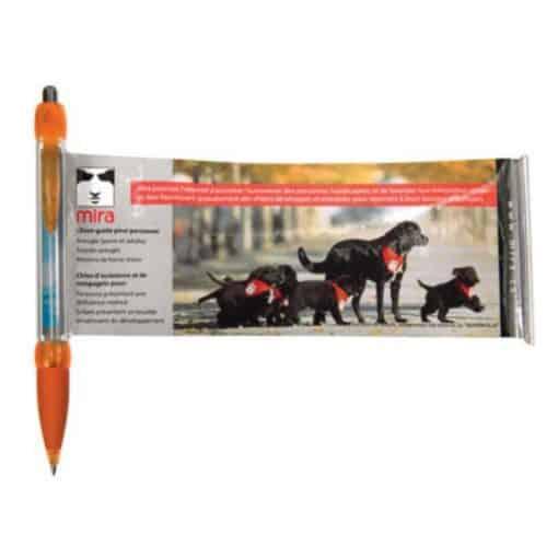 Banner Pen - (10-12 weeks) Orange