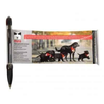 Banner Pen - (5-6 weeks) Black