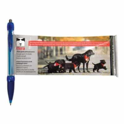 Banner Pen - (5-6 weeks) Blue