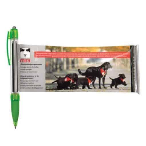 Banner Pen - (5-6 weeks) Green