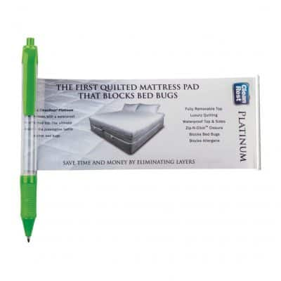 """Stay-Open"" Banner Pen - (5-6 weeks) Green"